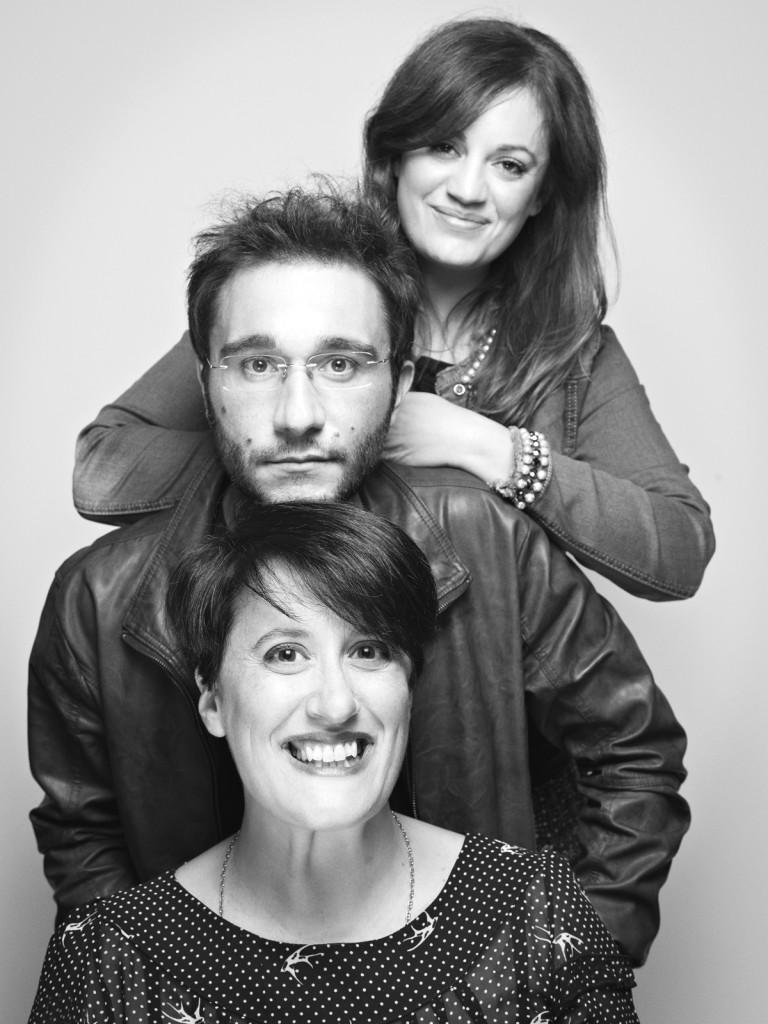 Andrea, Jessica e Valeria ovvero Officine della Fotografia