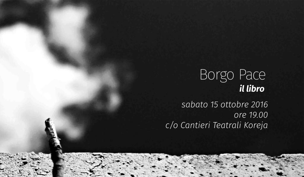 L'invito all'evento del prossimo 15 ottobre
