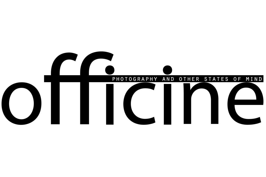 Il nuovo logo di Officine della Fotografia